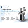 Buy cheap 4 handles cryoliplysis fat reduction slimming machine fat freezing cryo machine from wholesalers