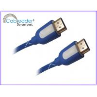 Wholesale HDMI cable v1.4 with Ethernet full HD 1080P 3D Double Color HDMI A Type Male To A Type Male  from china suppliers