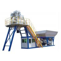 Wholesale Central Mix Cement Batching Plant 25m3/H Continuous Mobile Mixing Plant from china suppliers