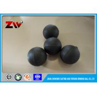 Wholesale High Chrome cast grinding steel balls , Surface hardness HRC 60 TO 68 from china suppliers