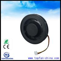 Wholesale 100mm Plastic  12V DC New Centrifugal Fan for Air Purifier / 12V -24V DC  Motor Fan 100 ×25mm from china suppliers