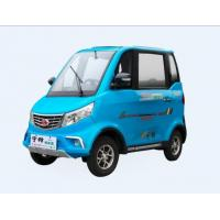 Buy cheap Electric Passenger Tricycle Enclosed Electric Car  With 1100w Brushless Motor from wholesalers