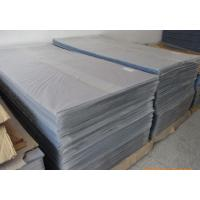 Wholesale 0.5mm 1mm White Plastic PVC Sheet 45-50 Shore Hardness For Advertising Board from china suppliers