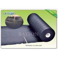 Wholesale Ground Weed Control Fabric For Maintain The Temperature To Benefit Healthy Growth Weed Control from china suppliers