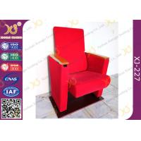 Wholesale Red Fabric Auditorium Hall Theatre Seating Living Room Furniture from china suppliers