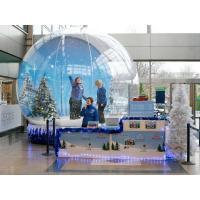 Wholesale Fantasy Inflatable Christmas Snow Globe / Bubble Tent for Sale from china suppliers