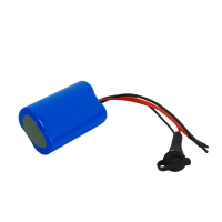 Wholesale Automatic Sensors 14.8Wh 2000mAh 7.4 V 18650 Battery Pack from china suppliers