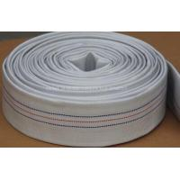 Wholesale PVC Lining Fire Hose HOT sale PVC lining Canvas fire hose for fire fighting from china suppliers