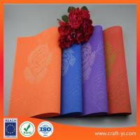 Wholesale placemats and coasters set dinner dish mat Textilene mesh fabric table mat from china suppliers