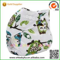 Wholesale Ohbabyka prefold OEM manufacturer all-in one cloth diaper from china suppliers