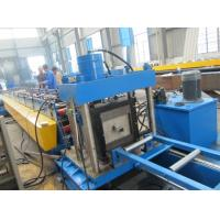 Wholesale 16-18 Stations CZ Purlin Roll Forming Machine with Hydraulic Cutting and Punching from china suppliers