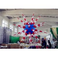 Wholesale 3m Height Inflatable Led Light, Customized Inflatable Star for Special Events from china suppliers