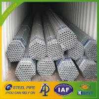 Wholesale Q195 /Q235 Chinese manufacturer hot dipped galvanized steel pipe from china suppliers