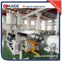 Wholesale 75-160mm PPR Glassfiber PPR pipe production  machine from china suppliers
