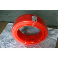 Quality Resistant to oil Polyurethane Round Belt Urethane Belting for Packing line for sale