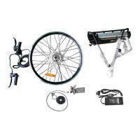 Buy cheap 200W , 250W , 350W , 500W Electric Bike Conversion Kits / e bike kits PAS Sensor from wholesalers
