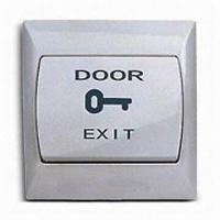 Wholesale Access Control with Door Release Button or Electric Lock, Measures 86 x 86 x 20mm from china suppliers