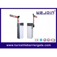 Wholesale Electronic Barrier Gates with 90degree square&folding arm from china suppliers