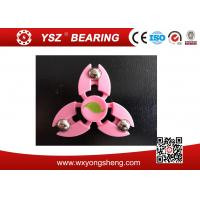 Wholesale OEM Leaf Shaped ABS Plastic Addictive Fidget Toys 75*70*13mm from china suppliers
