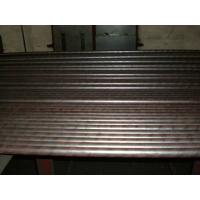 High Pressure Mechanical Seamless Alloy Steel Pipe / Tubes OD WT Customized