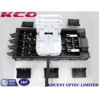 Wholesale Corrosion Resistance 6 In 8 Out Fiber Optic Splice Enclosures KCO-Inline-68A from china suppliers