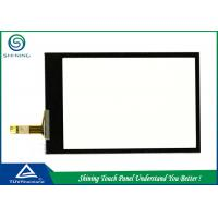 Quality Film Glass 7 Inch 4 Wire Resistive Touch Screen Panel High Sensitivity for sale