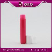 Quality RPP-7ml plastic roll on bottle with PP cap and PP ball for sale