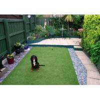 Quality Imitation 40mm Height Fake Lawn Grass Landscape Playground Artificial Turf for sale