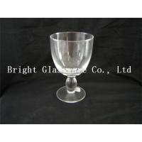 Wholesale Clear wine goblet glass, Water Goblets Glassware sale from china suppliers