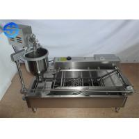 Wholesale T-100 Commercial Donut Making Machine 300-1200 Pcs Per Hour For Cake Shop from china suppliers