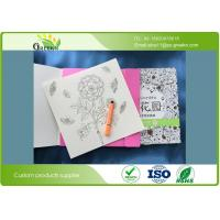 Wholesale 400grams Paperboard Cover Adults Coloring Books for Education Institutions from china suppliers
