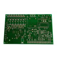 Wholesale High Frequency FR4 4 Layer PCB Printed Circuit Board Manufacturing 0.2mm-4mm from china suppliers