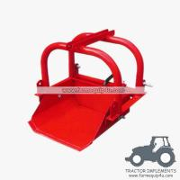 """Wholesale DSCP24 - Farm equipment tractor 3pt Dirt scoop 24"""" from china suppliers"""