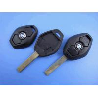 Wholesale Bmw 2 Track Transponder Remote Car Keys Shell with Cupronickel Blade from china suppliers