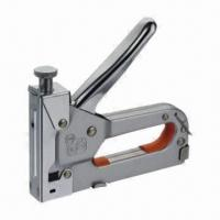 China 4 to 14mm Staple Gun with Spray Painting Surface on sale