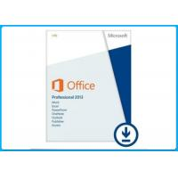Wholesale Microsoft Office 2013 Software 0ffice Professional plus 2013 Pro 32/64bit English DVD from china suppliers