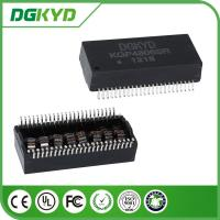 Wholesale KGP4806SR dual Port gigabyte ethernet magnetic transformer modules with power over ethernet from china suppliers