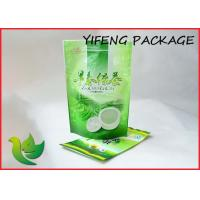Wholesale Aluminum Foil Printing Stand Up Pouch With Zipper For Tea Coffee from china suppliers