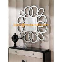 "Wholesale Factory Direct Venetian Mirrors Nice Design Round Shpe For Home Decoration 31.5"" from china suppliers"