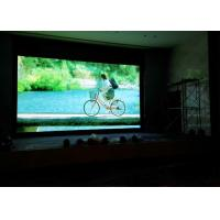 Buy cheap Flexible P2.6 Indoor Rental Led Display Screen For Audio / Video / Animation Display from wholesalers