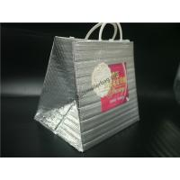 """Wholesale Stand Up Large Plastic Shopping Bags For Retail Shops 6""""X10"""" #0 Vinyl Wear Resistant from china suppliers"""