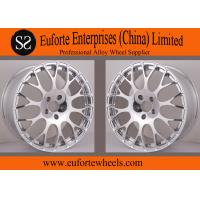 Wholesale Susha Professional Wheels Manufacturer - VIA/JWL Machined Silver 20inch Forged Rims From China Factory from china suppliers