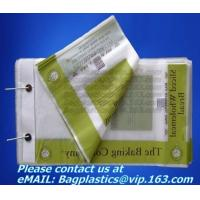 Wholesale Stationery bags, stapled bag, staples, wicketed poly bag, apparel bag, ice bag, apple bags from china suppliers