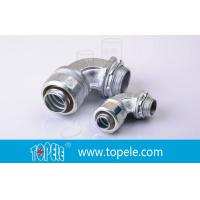 Wholesale Zinc Plated Malleable Flexible Conduit And Fittings Connector from china suppliers