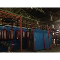 "Quality 53L - 100L Type 1 CNG Tank , CrMo Steel OD 14"" NGV2:2007 Natural Gas Bottles for sale"