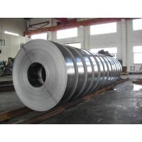 Wholesale High Quality Hot Dipped Galvanized Steel Strip Coil (GI strip) for Rolling C Z Profile Purlin from china suppliers