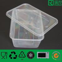 Quality plastic food container 650ml for sale