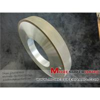 Buy cheap Resin Diamond grinding wheel for HVOF thermal spray coating industry-julia@moresuperhard.com from wholesalers