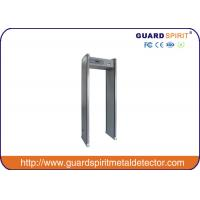 Wholesale Dual Channels 18Zones Archway Metal Detector / Door Frame Metal Detector from china suppliers