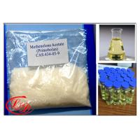Wholesale 99.6%  Purity Fat Loss and Enhance Muscle Raw Steroids Metenolone Acetate 434-05-9 from china suppliers